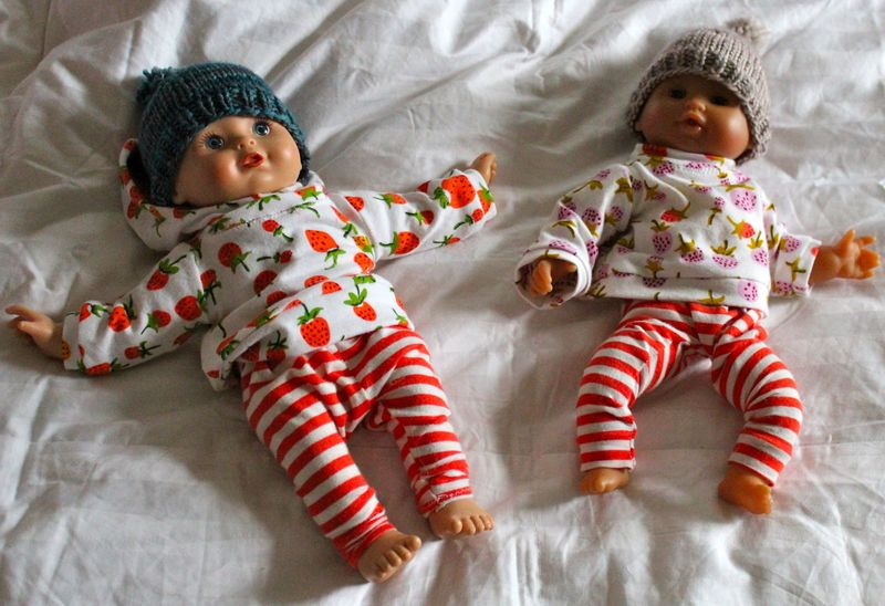 BOY AND GIRL DOLL