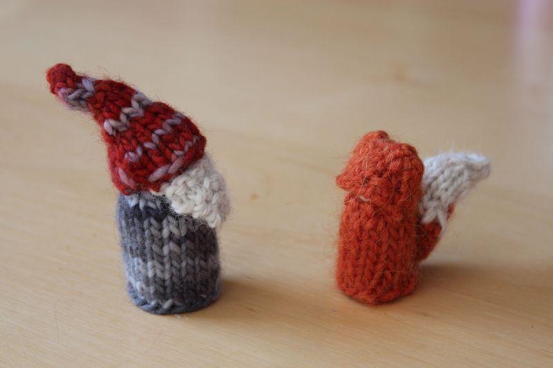 Tomten and fox 2