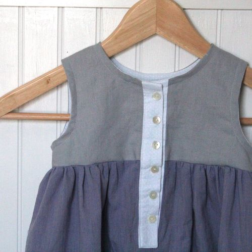 Button Placket by Brienne