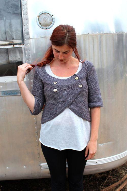 Squam Sweater 3 by Brienne