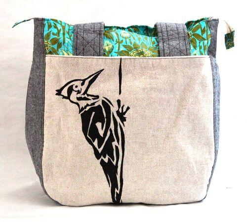 Super Tote in Bird