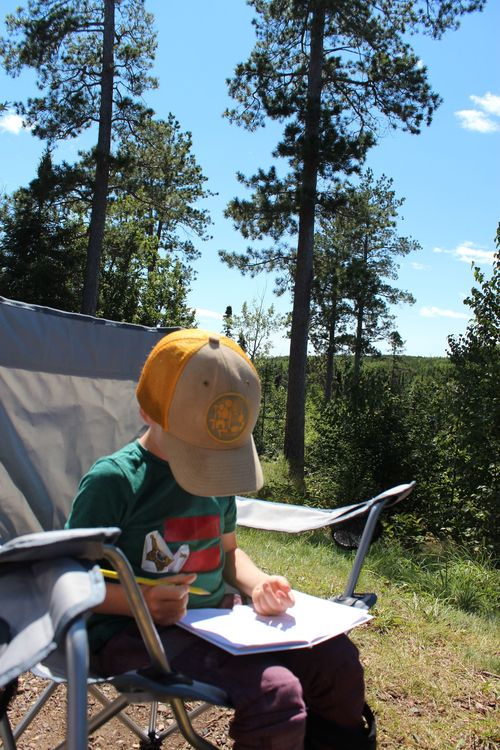 Comic Book Writing for Toddlers