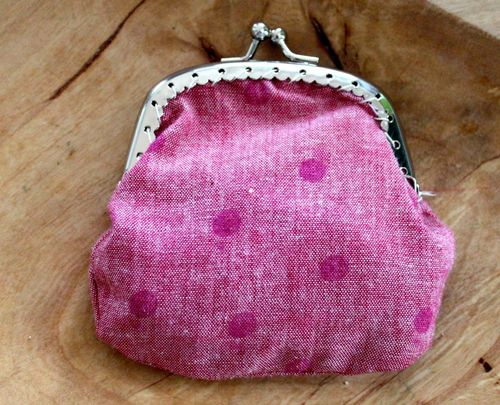 Coin Pouch from Maya's Class