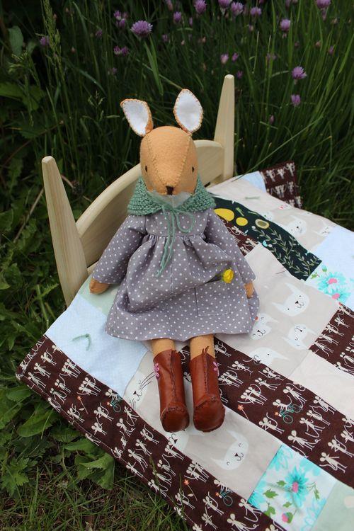 Posie Gets Cozy Deer Kit