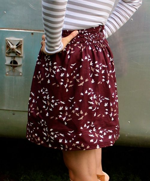 Quick Womens Skirt