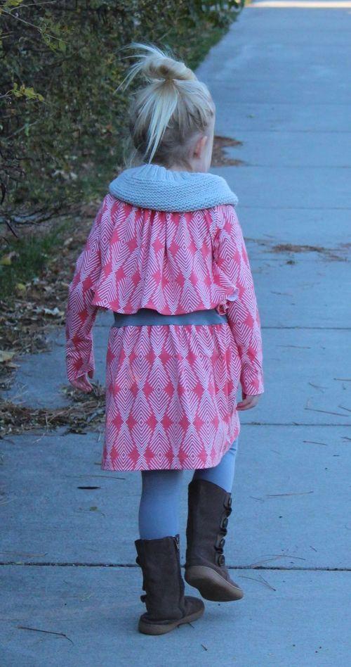 Ponderosa Dress Back