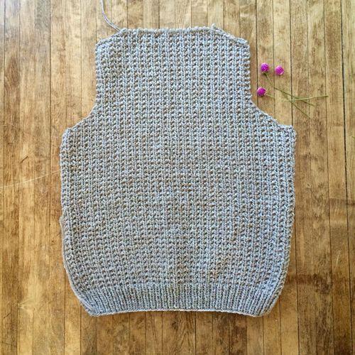 Bellows Sweater