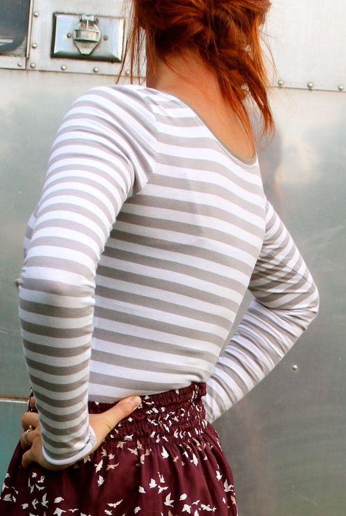 Striped Nettie