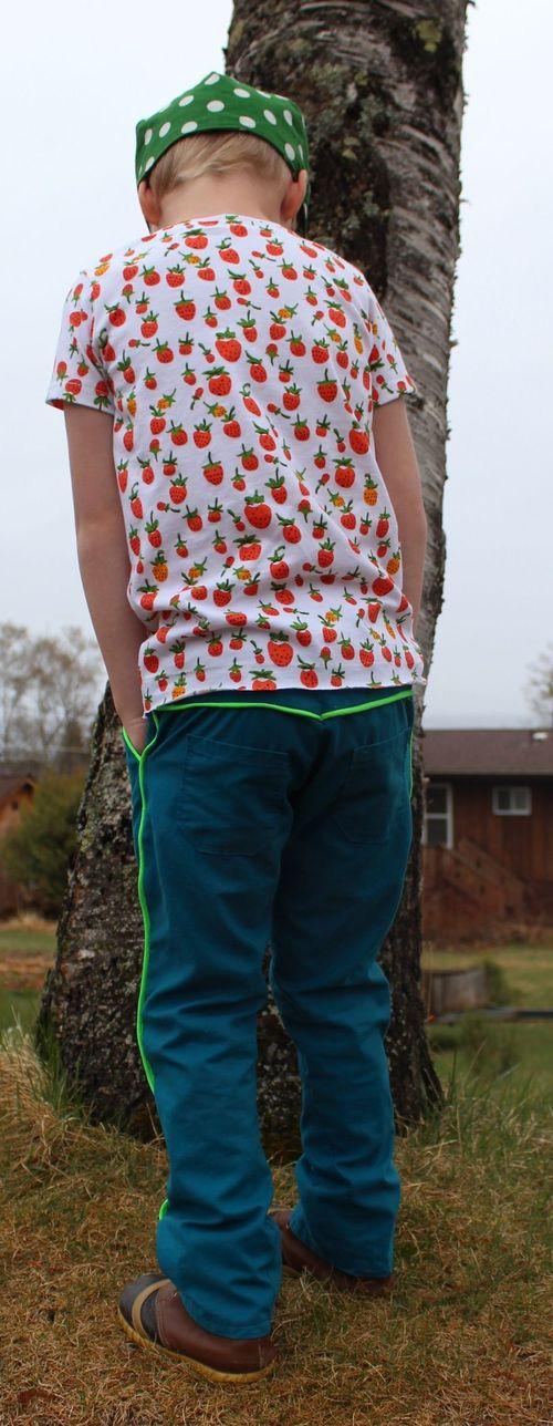 Handmade Boy Clothes