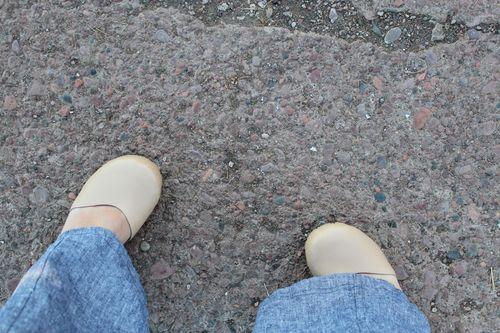 Wide leg bottoms
