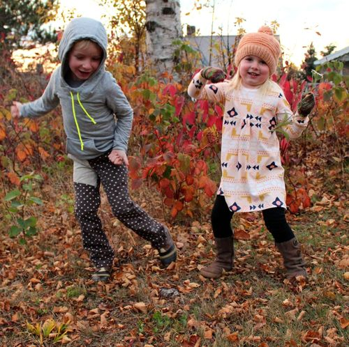 Fall Kids Clothes Week 2014