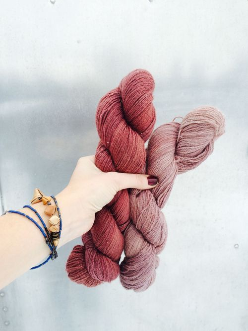 A Verb for Keeping Warm Yarn